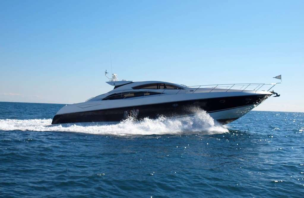 Sunseeker Predator 62 (2008, France)