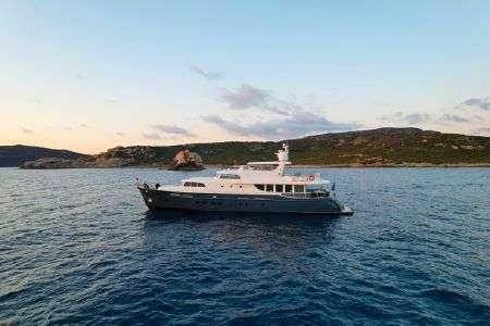 Cyrus Yachts Custom 33m (2007, Croatia)