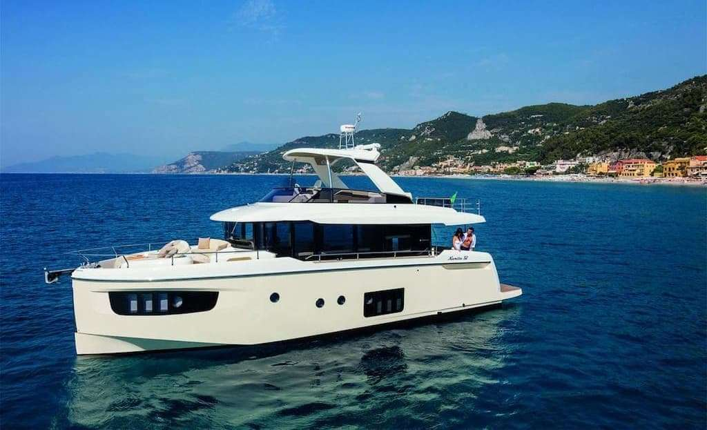 Absolute Navetta 52 (2016, Turkey)