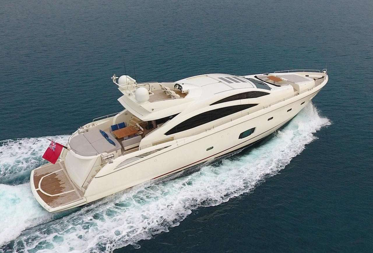 Sunseeker Predator 84 (2009, France)
